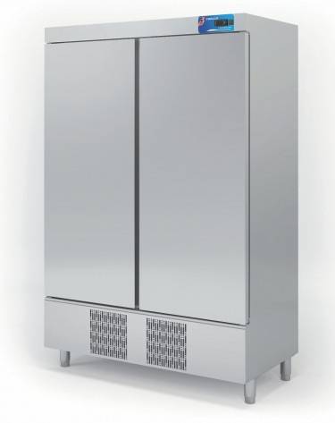Coreco Bottom Mounted Double Door Upright Freezer CSN 1302