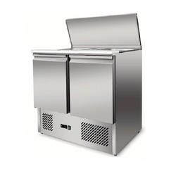 Everlasting Saladette Refrigerated Counter 2 Door SAL ECO TNV