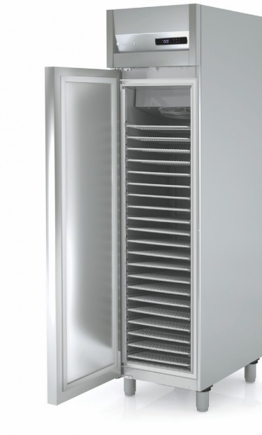 Coreco 700mm Upright Single Solid Door Bakery Fridge APR-750