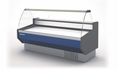 Coreco Pastry Serve Over Counter (with shelves) Economy Range – Line 8 & 9