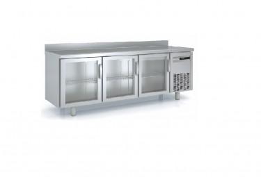 Coreco Glass Door Counter Freezer 600mm – MCSV