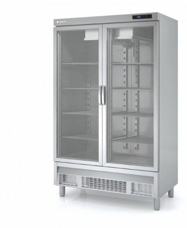 Coreco SNACK 304 Glass Door Bottom Mounted Freezer