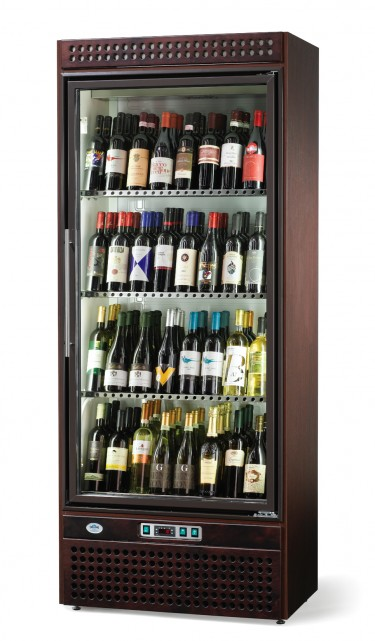 Everlasting Refrigerated WINE Cabinet – Wine 120