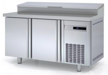 Coreco 2 Solid Door 800 Range Big Salad Chef Counter MFE180-150