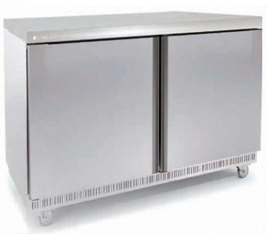 Coreco US Range Double Solid Door Refrigerated Counter SD-48