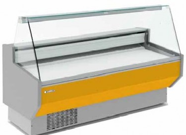 Coreco LINE 8 Modular ECO-D Serve Over Counter with Cold Storage
