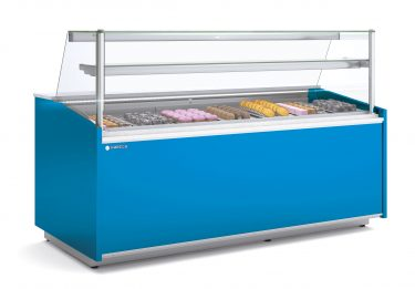 Coreco LINE 10 Confectionery/Patisserie Modular Serve Over