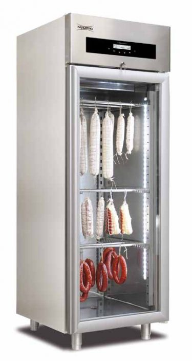 Everlasting Stagionatore for Charcuterie- Single Door STG 700 Glass LCD