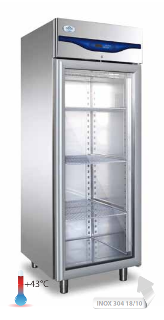 Everlasting Meat Store for Meat Aging & Maturing Single Glass Door – PM 701 TNV