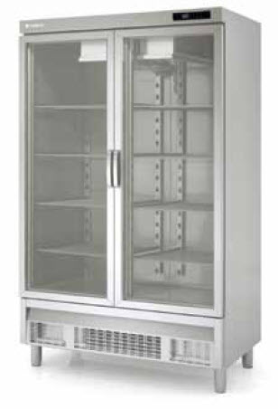 Coreco Slim Line Display Freezer with Glass Door- ACR, ACRV, ACCV, ACM