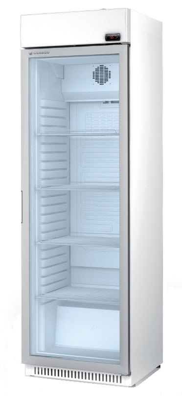 Merchandiser Single Door- ECC 620
