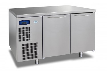 Everlasting Basic Counter Fridge with Solid Door- Basic 130