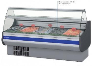 Coreco- Serve Over Display- Line 9 Fish