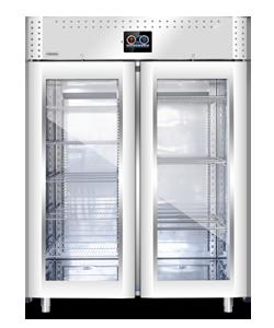Everlasting Stagionatore for Charcuterie- Double Door STG 1500 Glass VIP ADV