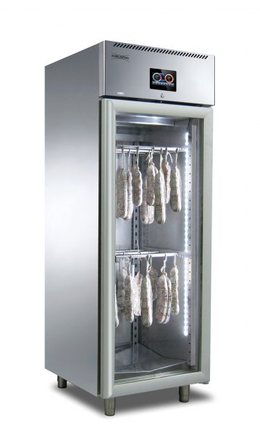 Everlasting Stagionatore for Charcuterie- Single Door STG 700 Glass ADV