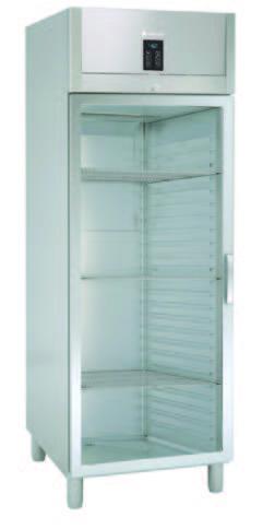 Coreco Single Glass Door Freezer- ECGE 751-PF85