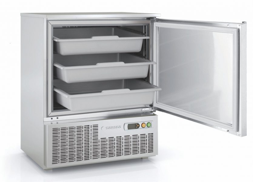 Coreco Fish Fridge Dp140 Angel Refrigeration
