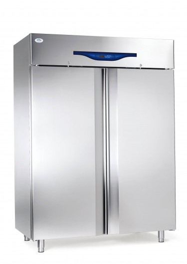 Everlasting Upright Solid Double Door Freezer – PROFESSIONAL 1500