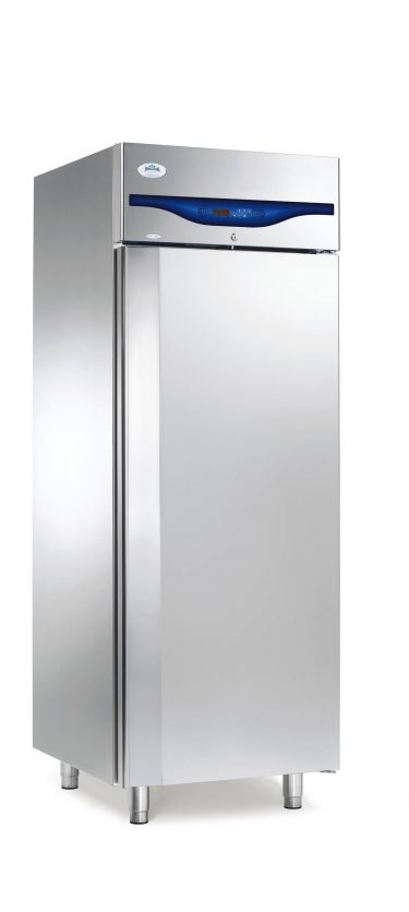 Everlasting Upright Solid Single Door Fridge – Professional Green 700
