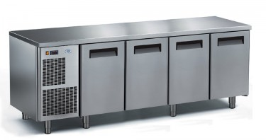 Everlasting Counter Fridge with Solid Doors – EASY TR221 70 85