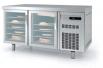 Coreco 2 Glass Doors Counter Freezer MCPV-150