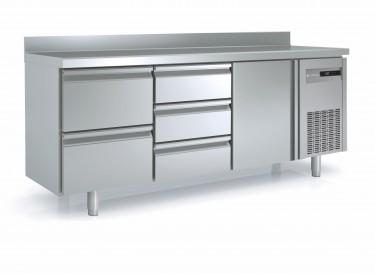 Coreco Snack Counter Fridge with Drawers 600mm – MRS Range