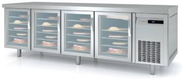 Coreco 800mm Bakery Counter Fridge with Glass Doors MRPV