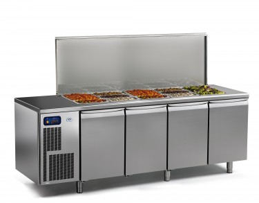 Everlasting Saladette Refrigerated Counter – SAL 4