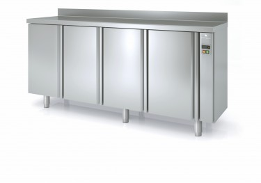 Coreco Back Bar Counter Fridge with Solid Doors and/or Additional Drawers FMRP