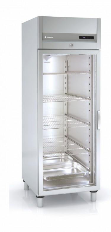 Coreco Glass Door Freezer Cabinet – ACGE
