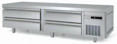 Coreco US Range Under Counter Broiler 4 GN 2/1 Drawers KBR-83