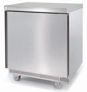 Coreco US Range Single Solid Door Refrigerated Counter- SD
