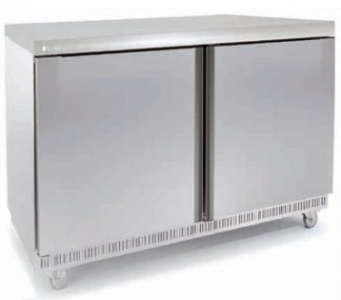 Coreco US Range Double Solid Door Refrigerated Counter SD-48