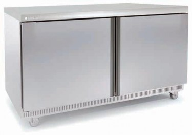 Coreco US Range Wide Double Solid Door Refrigerated Counter SD-60