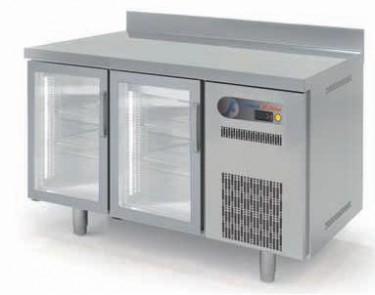 Coreco S-Line Glass Door Counter Fridge – TSRV-S