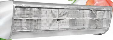 Mondel- Titti VT Standard Ventilated Suspended Display Case