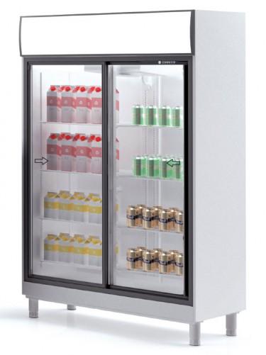 Sliding Glass Doors Merchandiser- AGPC-125