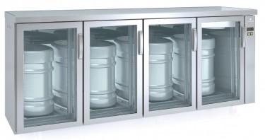 Remote Condenser Unit Kegs Cooler – EBP