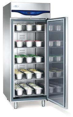 Everlasting Ice 70 BSTS Static Evaporator Ice Cream Freezer