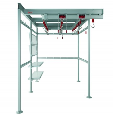 A.I Guidovie Meat Rail System