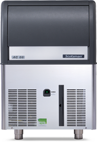 Scotsman Self Contained Gourmet Ice Machine – AC86