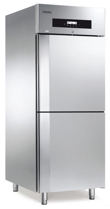Everlasting Chocolate Fridge – Choc 102 Split Door