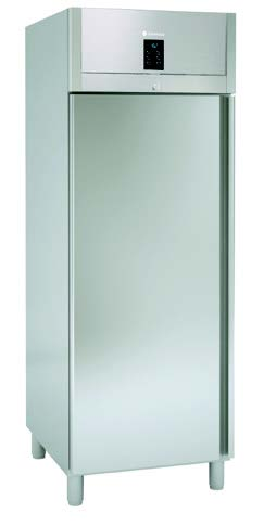 Coreco Single Solid Door Fridge – HEGR 751