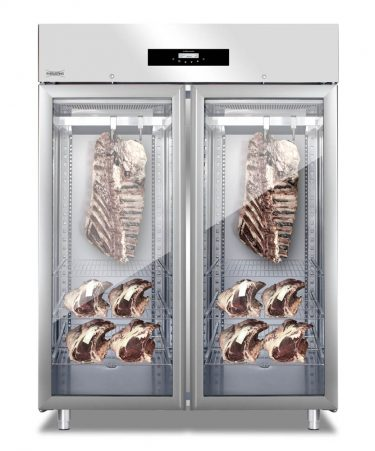 Everlasting Stagionatore 1500 Glass Meat Ageing Cabinet
