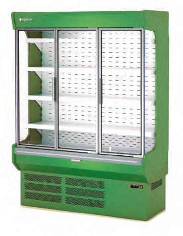 Coreco Multideck with Double Glazed Doors-CM EG Range