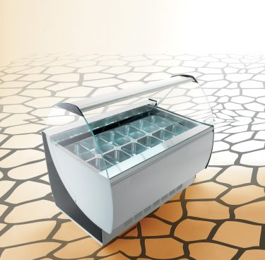 Orion Ice Cream Display Cabinet Ice3