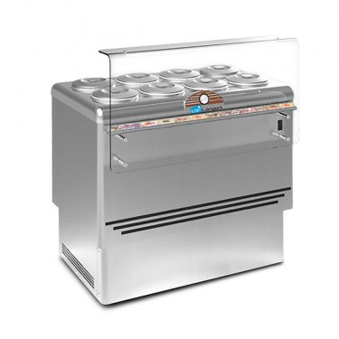 Longoni Ice Cream Counter – Gel 8