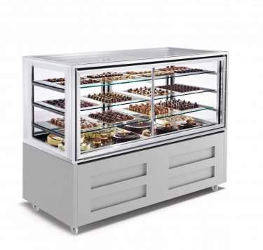 Longoni Pastry Display Case – Pastry 800