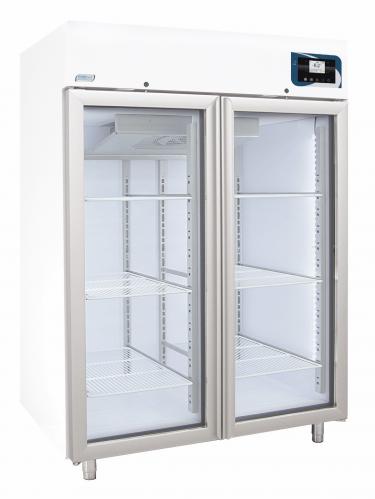 Double Glass Door Upright Freezer – LFG 1160 xPRO