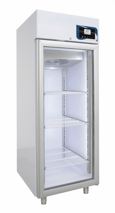 Single Glass Door Upright Freezer – LFG 625 xPRO